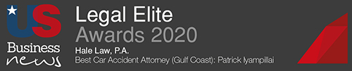 Legal Elite Awards 2020 Patrick Lyampillai